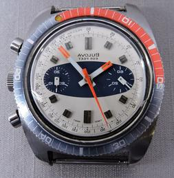surfboard 666 ft vintage dive watch very
