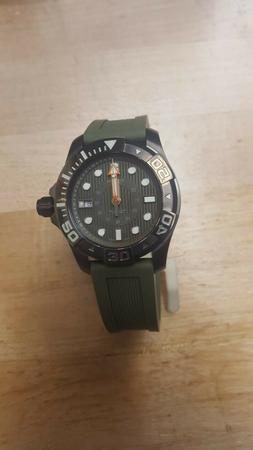 swiss army dive master 500 olive green