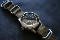 Steeldive Vintage Style Automatic Diving Watch 300m WR NH35A