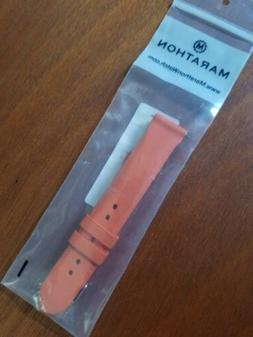 Marathon Vulcanized Rubber Orange Dive Watch Band/Strap  - 2