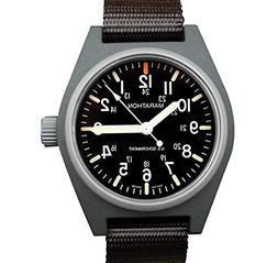 Marathon Watch Swiss Made Military Field Army Watch with Mar