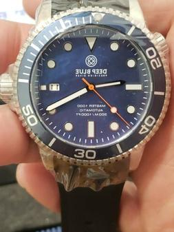 Deep Blue Watches Master 1000MM Diver Automatic Dive Watch B