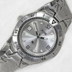 Relic Wet by Fossil Dive Style Watch Rotating Bezel ZR11585