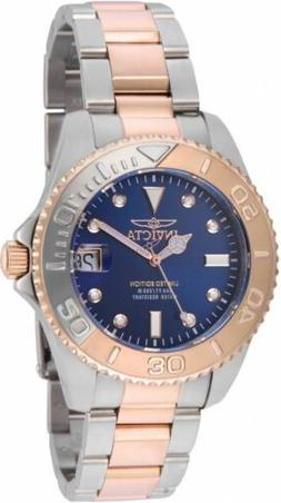 Invicta Women's 'Pro Diver' Quartz Stainless Steel Diving Wa